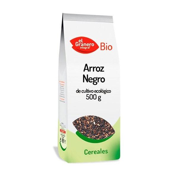 arroz negro en herbolario aravaca