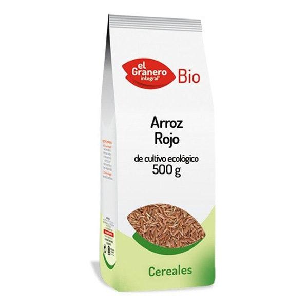 Arroz Rojo 500 gramos El Granero Integral Herbolario Ágeve