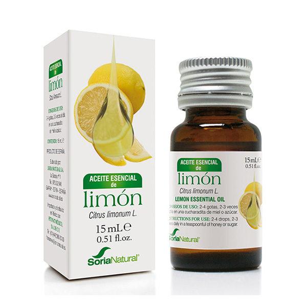 esencias de limon en herbolario aravaca