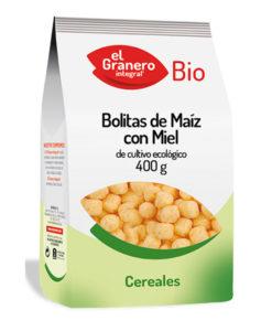 bolitas de maiz en herbolario aravaca