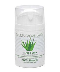 Crema Aloe Vera facial Equimercado ( 50 ml))