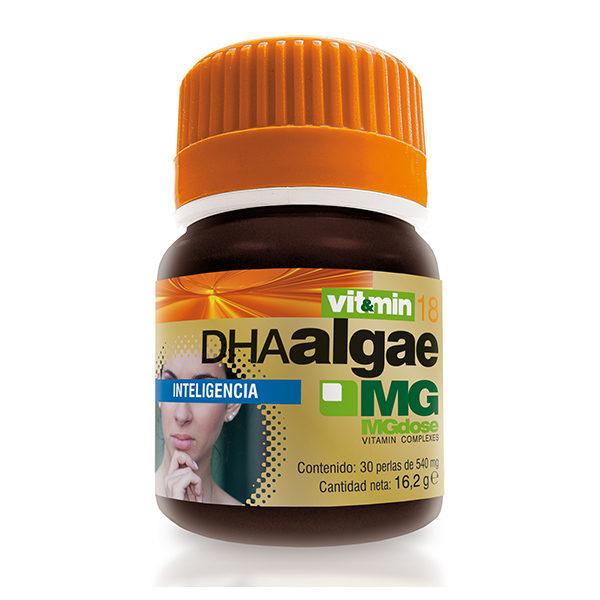 DHA Algae 30 Cap MGDose