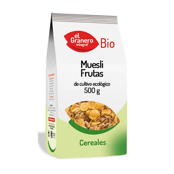 comprar cereal de frutas en herbolario aravaca