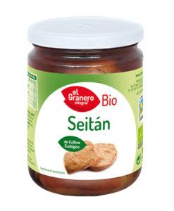Seitan en conserva El Granero Integral