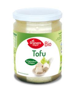 Tofu ecológico El Granero Integral