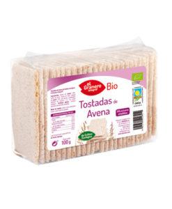 comprar tostadas de avena en herbolario aravaca