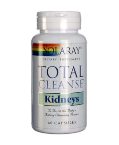 Total Cleanse Kidney 60 Cap Solaray