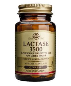 Lactasa 3500 Masticable 30 Cápsulas