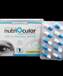 Nutriocular para degeneración macular y ojo seco