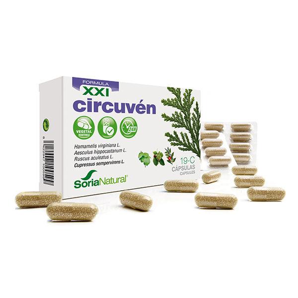 Circuven (30 Cap) - Soria Natural