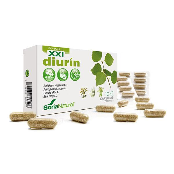 Diurin XXI (30 Cap) - Soria Natural