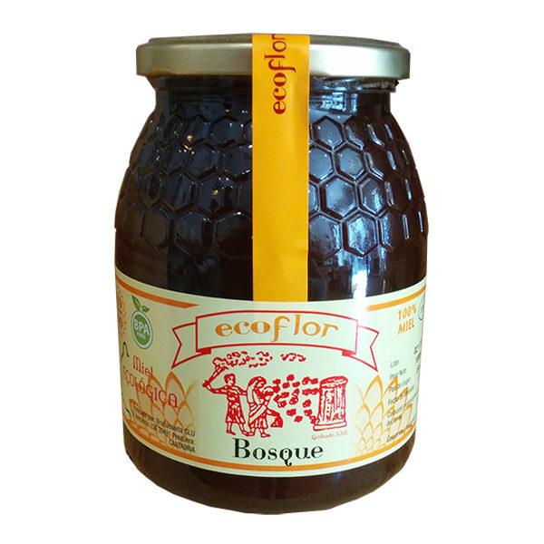 Miel de Bosque Ecológica 1 kg