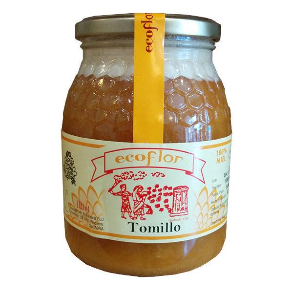 Miel de Tomillo (1 kg) - Ecoflor