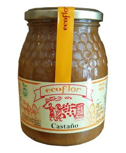 Miel de Castano Ecoflor