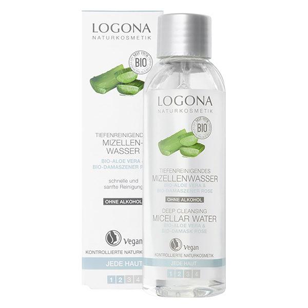 Agua Micelar (125 ml) - Logona