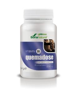Quemadose Soria Natural MGdose
