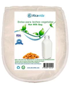 Bolsa para elaborar bebida vegetal