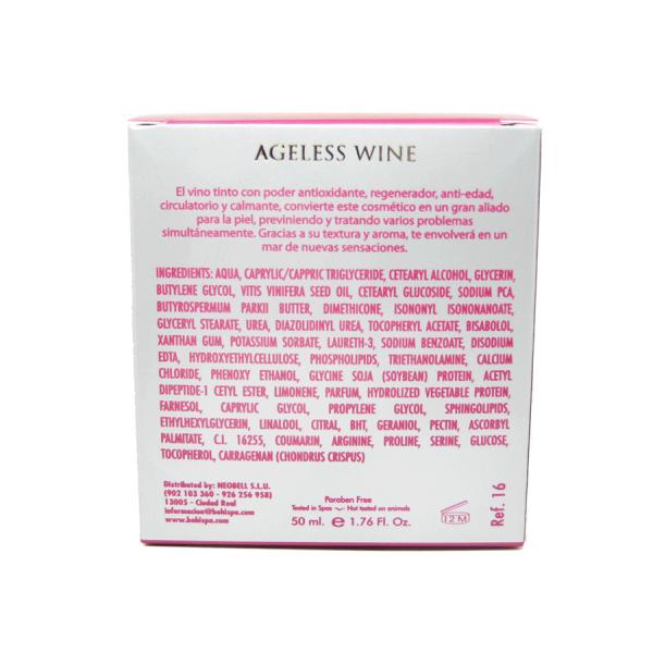 Ageless Wine Bohi Spa (50 ml)