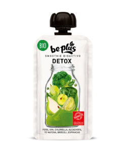 Smoothie bio activo Be plus detox