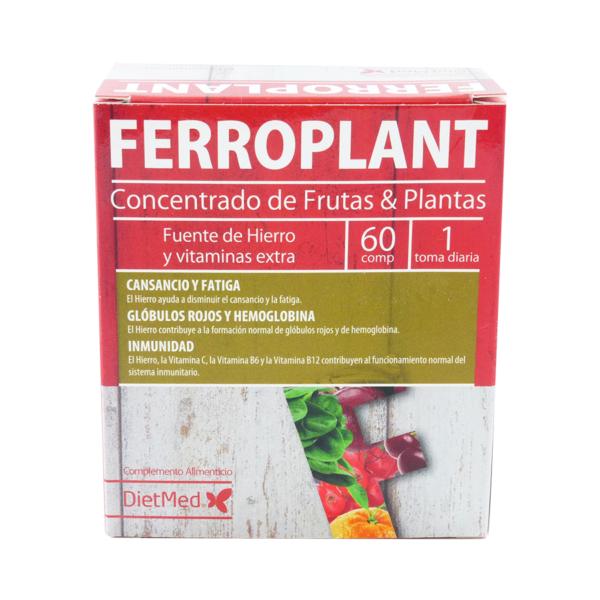 Ferroplant concentrado de frutas y plantas