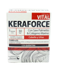 Keraforce Vital con Saw Palmetto