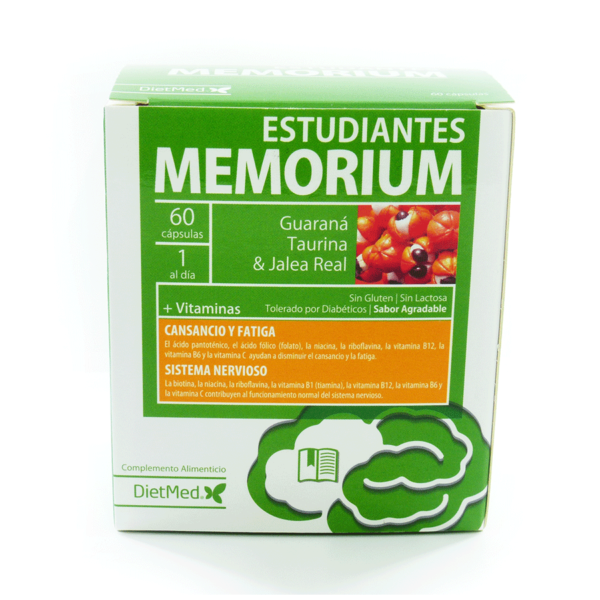 Memorium Esudiantes Diet Med