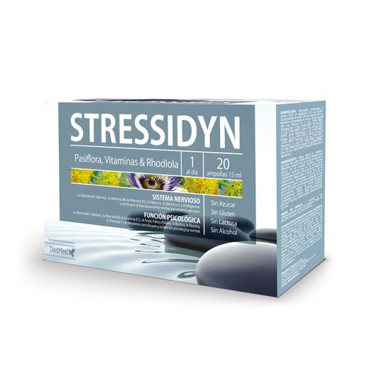 Stressidyn DietMed 20 Ampollas