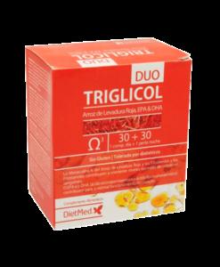Trigicol DUO DietMed 30 comprimidos y 30 Perlas