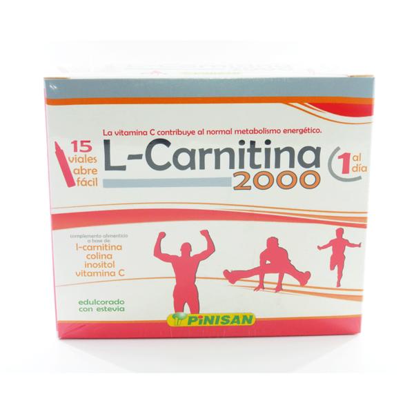 L Carnitina Pinisan 2000