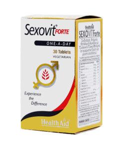 Sexovit Forte Health Aid (30 Comp)
