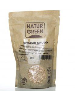 Sesamo crudo Naturgreen 225 g