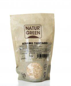 Sesamo tostado Naturgreen 225 g