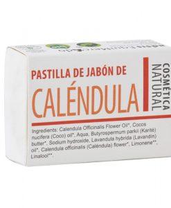 Pastilla de jabon Calendula Equimercado 85 g
